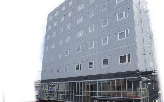 Hotel New Palace Начикатсуура вид на фасад