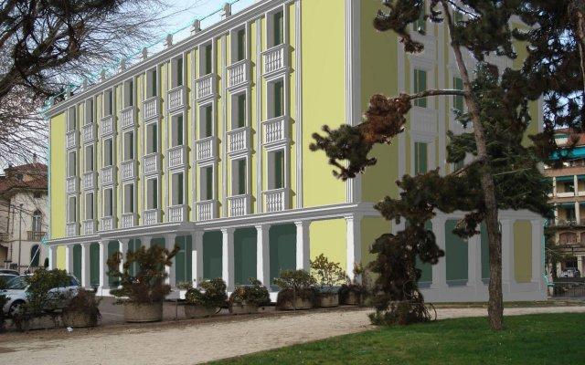 Отель Campo Marzio Италия, Виченца - отзывы, цены и фото номеров - забронировать отель Campo Marzio онлайн вид на фасад