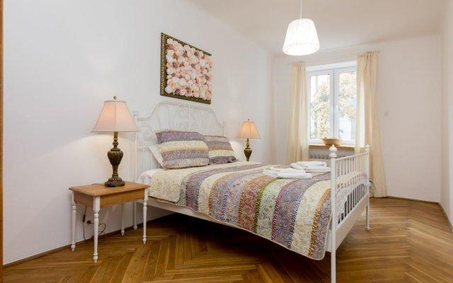 Апартаменты Royal Route Apartment for 10 people Варшава комната для гостей