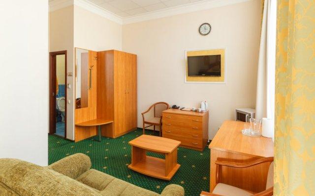 Гостиница Серпуховской Двор комната для гостей