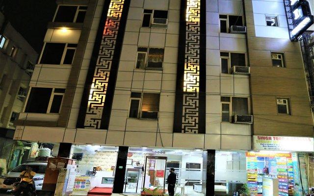 Hotel Suzi International вид на фасад