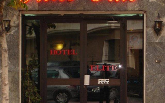 Отель Elite Hotel Греция, Афины - 11 отзывов об отеле, цены и фото номеров - забронировать отель Elite Hotel онлайн вид на фасад