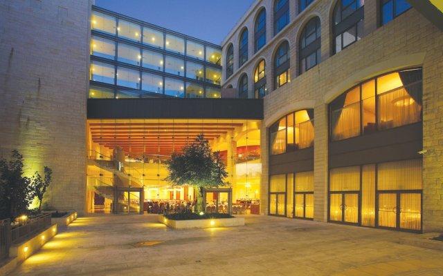 Отель Grand Court Иерусалим вид на фасад
