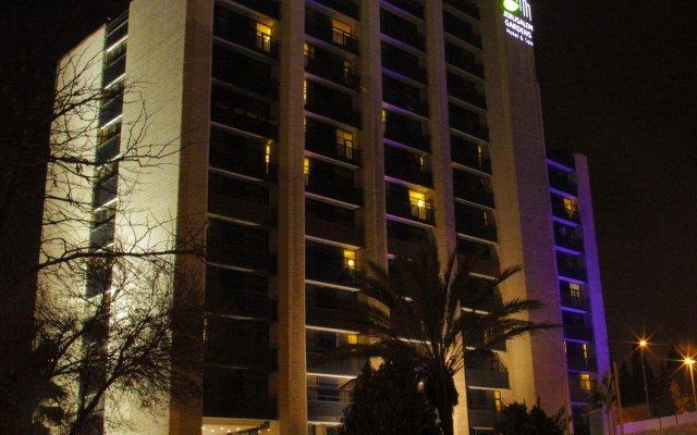 Jerusalem Gardens Hotel & Spa Израиль, Иерусалим - 8 отзывов об отеле, цены и фото номеров - забронировать отель Jerusalem Gardens Hotel & Spa онлайн вид на фасад