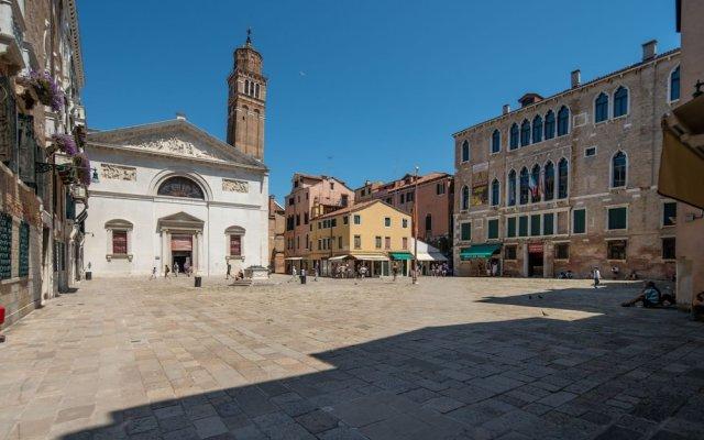 Отель Ca'coriandolo Италия, Венеция - отзывы, цены и фото номеров - забронировать отель Ca'coriandolo онлайн вид на фасад