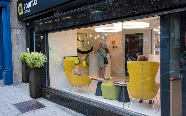 Отель Point A Hotel - Westminster, London Великобритания, Лондон - 1 отзыв об отеле, цены и фото номеров - забронировать отель Point A Hotel - Westminster, London онлайн вид на фасад