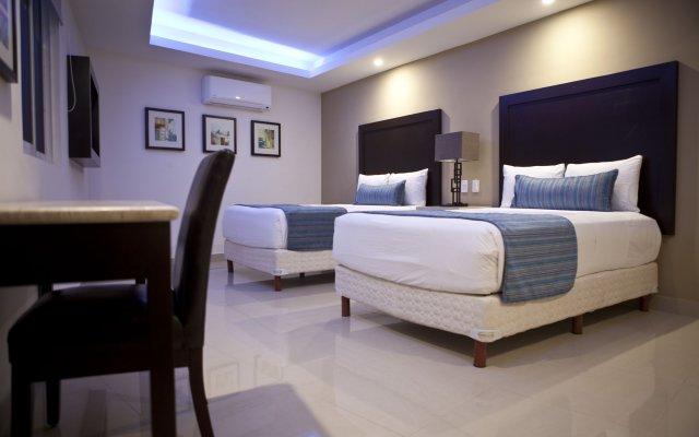 Hotel Maria Elena Кабо-Сан-Лукас комната для гостей
