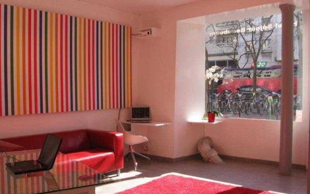 Отель Sejour BeauBourg Франция, Париж - отзывы, цены и фото номеров - забронировать отель Sejour BeauBourg онлайн комната для гостей
