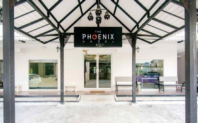 The Phoenix Hotel Bangkok вид на фасад
