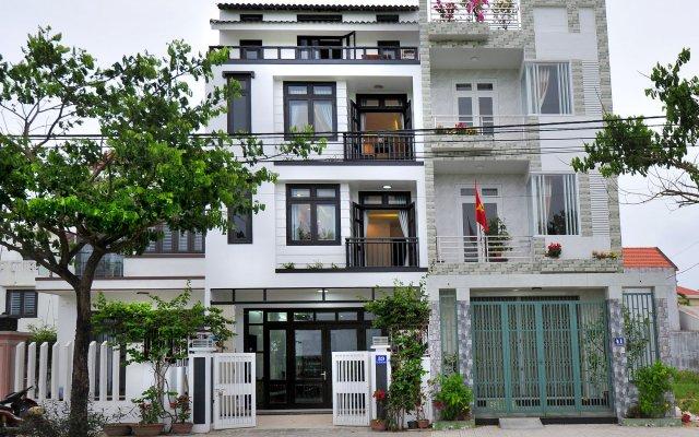 Отель Hoi An Bali Homestay вид на фасад