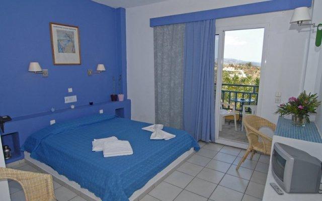 Trypiti Hotel and Suites комната для гостей