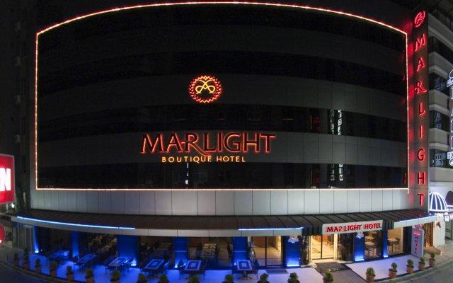 Marlight Boutique Hotel вид на фасад