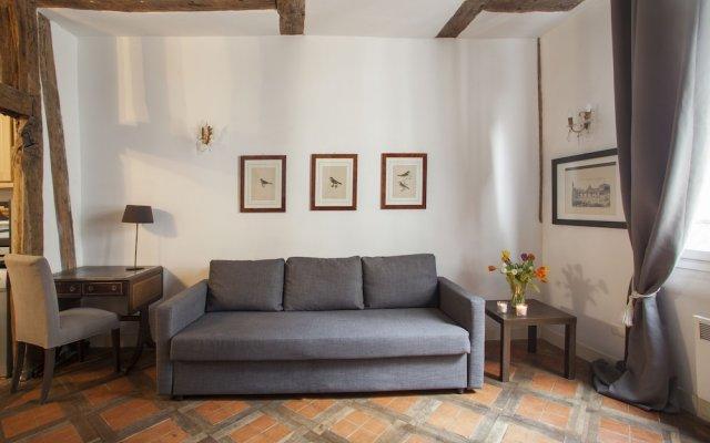 Отель Gregoire Apartment Франция, Париж - отзывы, цены и фото номеров - забронировать отель Gregoire Apartment онлайн комната для гостей