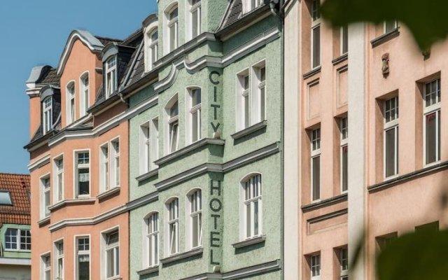 City Hotel Eisenach Germany Zenhotels