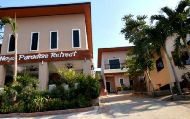 Отель Naiharn Retreat Resort Пхукет вид на фасад