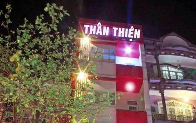 Отель Than Thien Friendly Hotel Вьетнам, Хюэ - отзывы, цены и фото номеров - забронировать отель Than Thien Friendly Hotel онлайн вид на фасад
