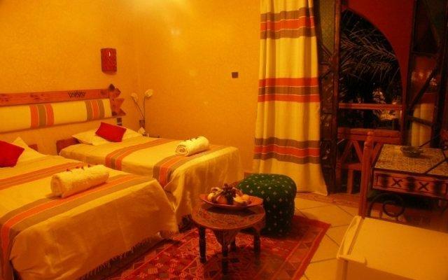 Отель Fibule De Draa Марокко, Загора - отзывы, цены и фото номеров - забронировать отель Fibule De Draa онлайн комната для гостей