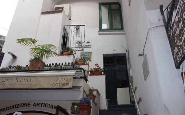 Отель Fontana Италия, Амальфи - 1 отзыв об отеле, цены и фото номеров - забронировать отель Fontana онлайн вид на фасад