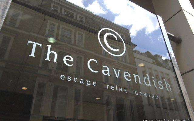 Отель The Cavendish (St James'S) Лондон вид на фасад