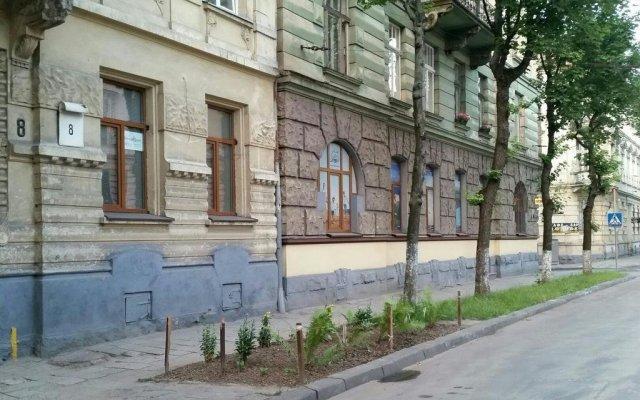 The Georgehouse Хостел вид на фасад