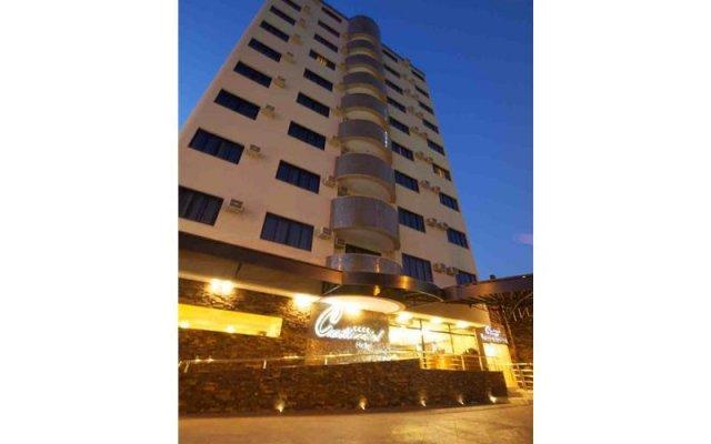 Отель Gran Continental Hotel Бразилия, Таубате - отзывы, цены и фото номеров - забронировать отель Gran Continental Hotel онлайн вид на фасад