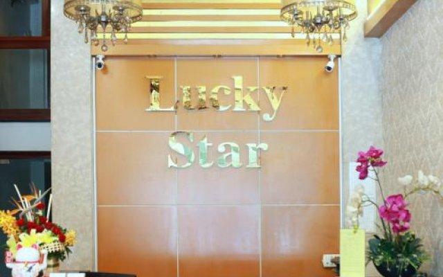 Lucky Star Hotel 146 Nguyen Trai вид на фасад