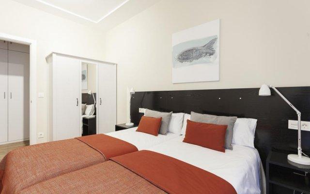 Отель Goikoa 5 Nautic - Iberorent Apartments Испания, Сан-Себастьян - отзывы, цены и фото номеров - забронировать отель Goikoa 5 Nautic - Iberorent Apartments онлайн