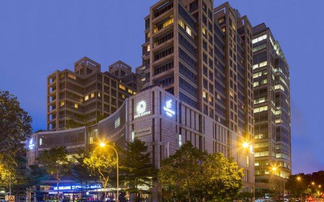 Отель Park Avenue Clemenceau Сингапур, Сингапур - отзывы, цены и фото номеров - забронировать отель Park Avenue Clemenceau онлайн вид на фасад
