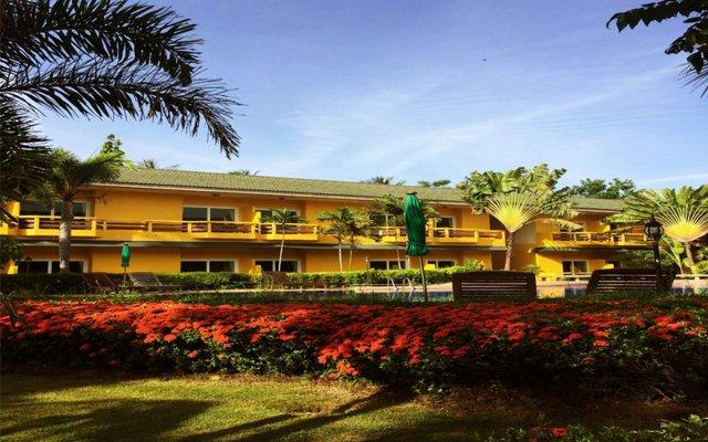 Отель Bacchus Home Resort вид на фасад