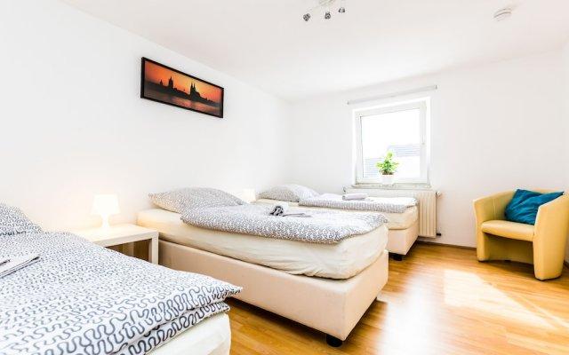 Отель Köln Weidenpesch Германия, Кёльн - отзывы, цены и фото номеров - забронировать отель Köln Weidenpesch онлайн комната для гостей