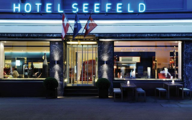 Sorell Hotel Seefeld развлечения