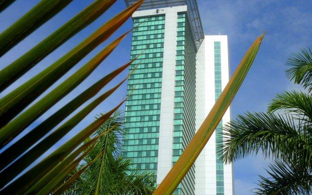 Отель Presidente Luanda Ангола, Луанда - отзывы, цены и фото номеров - забронировать отель Presidente Luanda онлайн вид на фасад