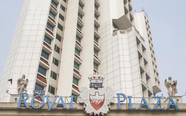 Отель The Royal Plaza Индия, Нью-Дели - отзывы, цены и фото номеров - забронировать отель The Royal Plaza онлайн вид на фасад