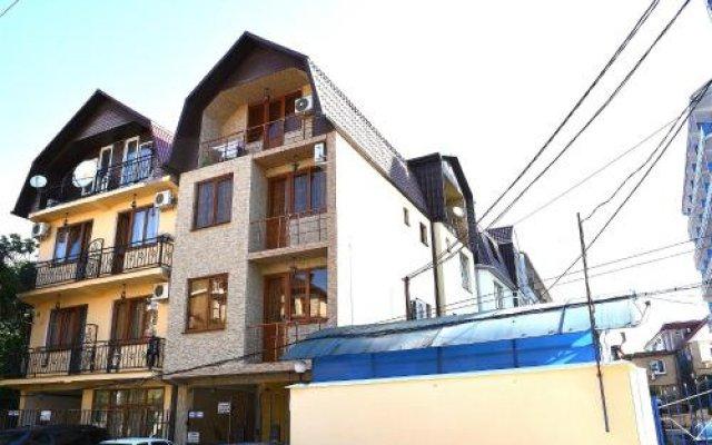 Гостиница Gostevoy dom Devid вид на фасад