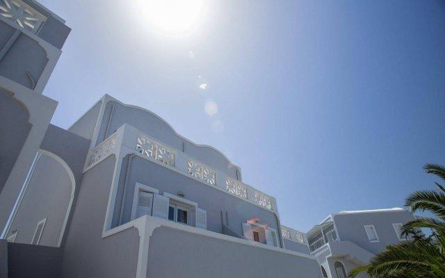 Отель Maistros Village Греция, Остров Санторини - отзывы, цены и фото номеров - забронировать отель Maistros Village онлайн вид на фасад