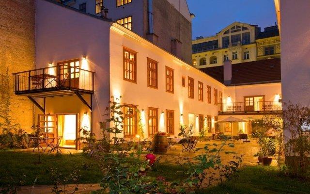 Отель Schreiners Essen und Wohnen Австрия, Вена - отзывы, цены и фото номеров - забронировать отель Schreiners Essen und Wohnen онлайн вид на фасад