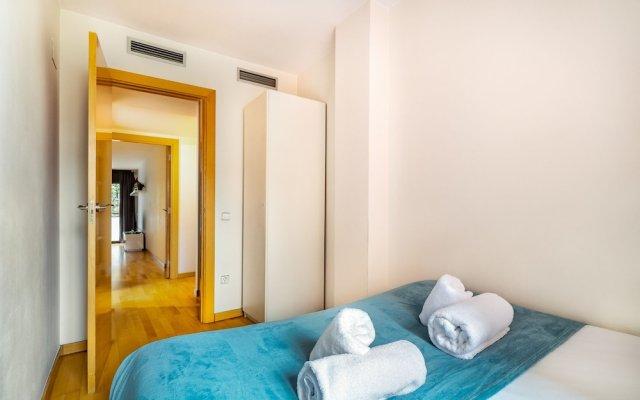 Апартаменты Vivobarcelona Apartments - Princep Барселона вид на фасад