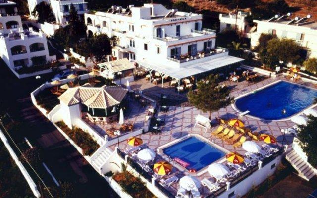 Отель Anastasia Hotel Stalis - Half Board Греция, Малия - отзывы, цены и фото номеров - забронировать отель Anastasia Hotel Stalis - Half Board онлайн вид на фасад