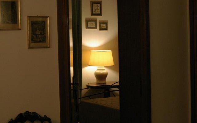 Отель Porto Turistico B&B Сиракуза комната для гостей