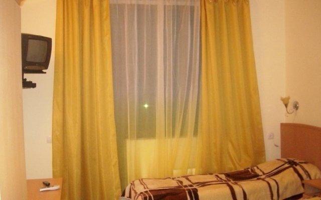 Гостиница Мана