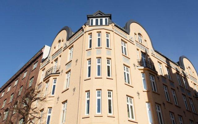 Отель Bergen Harbour Hotel Норвегия, Берген - отзывы, цены и фото номеров - забронировать отель Bergen Harbour Hotel онлайн вид на фасад