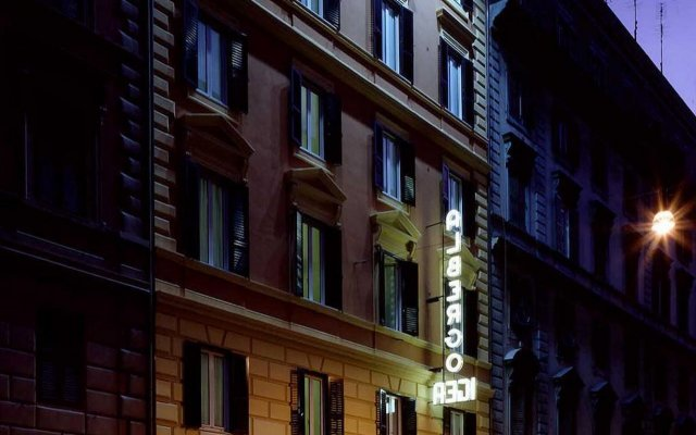Hotel Igea вид на фасад