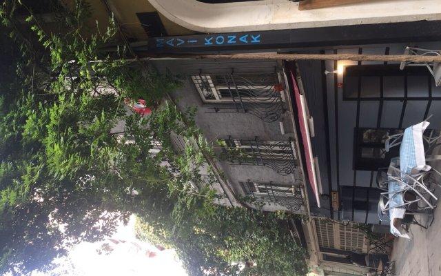 Mavi Konak Apart & Hotel вид на фасад