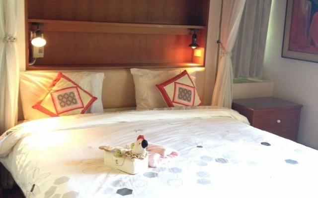 Отель Bann Somprasong Condominium Pattaya комната для гостей