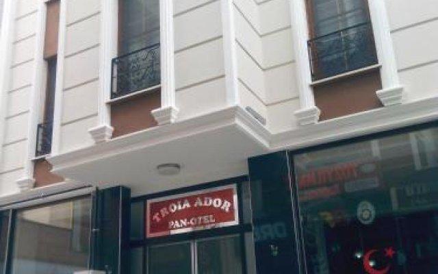 Troia Ador Pan Otel Турция, Канаккале - отзывы, цены и фото номеров - забронировать отель Troia Ador Pan Otel онлайн вид на фасад