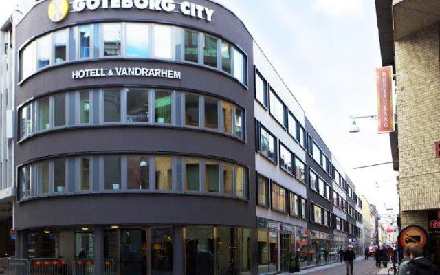Отель STF Hotel & Gästehaus Göteborg City Швеция, Гётеборг - отзывы, цены и фото номеров - забронировать отель STF Hotel & Gästehaus Göteborg City онлайн