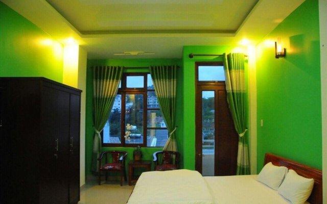 Отель Huong Mai Glamorous Homestay Далат комната для гостей
