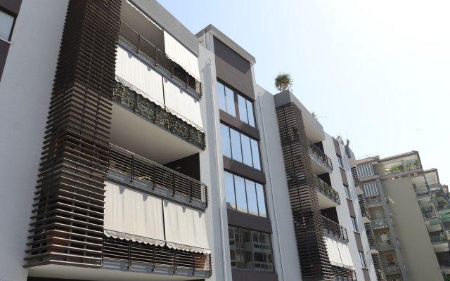 Отель San Marciano Сиракуза вид на фасад