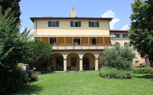 Отель Villa La Stella вид на фасад