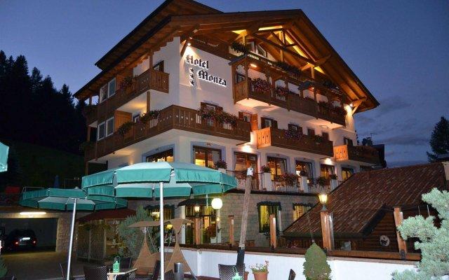 Hotel Monza вид на фасад